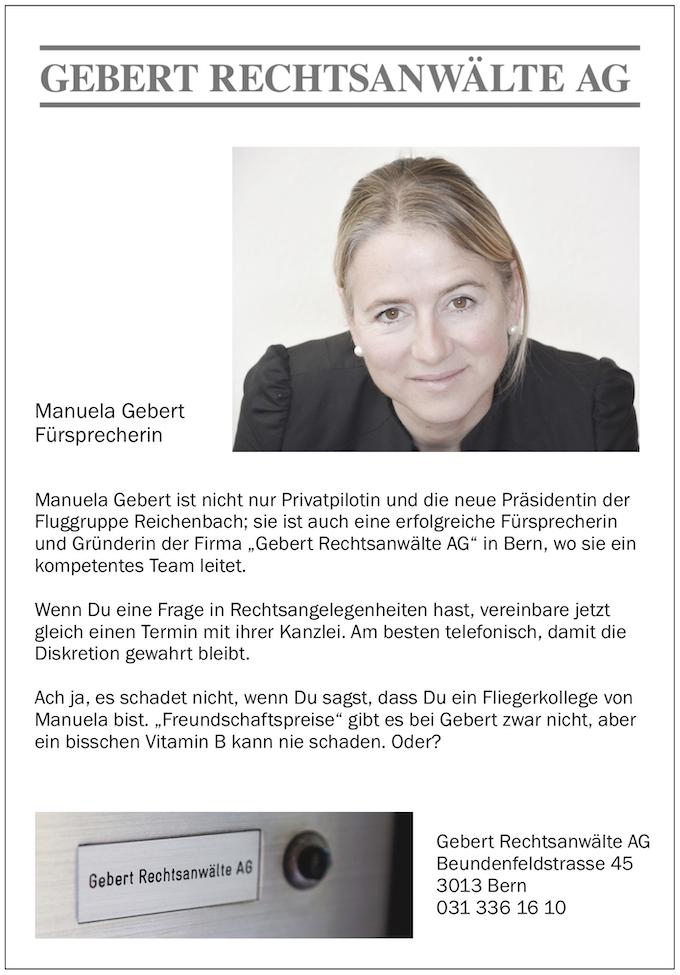 Gebert Rechtsanwälte AG