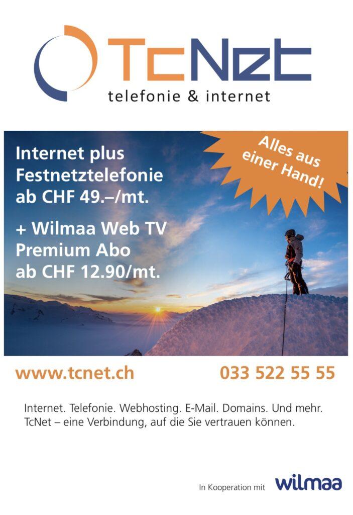 TcNet Telefonie & Internet
